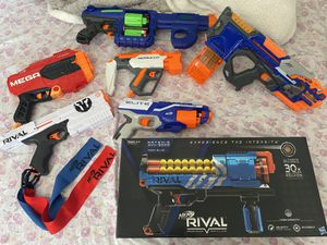 NERF GUNS SALE for Sale in Los Angeles, CA