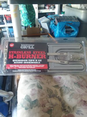 BBQ GRILL BURNER for Sale in Englewood, FL