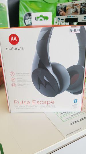 Motorola pulse escape for Sale in Petoskey, MI