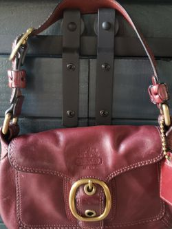 Coach Leather Hobo Bag for Sale in Newport Beach,  CA