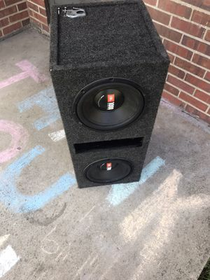 JBL 1000 watt 10in Subwoofers for Sale in Denver, CO