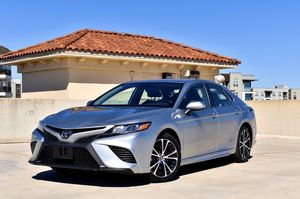 2019 Toyota Camry for Sale in San Antonio, TX