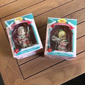 Precious Moments Christmas Ornaments Vintage for Sale in Fountain Valley, CA