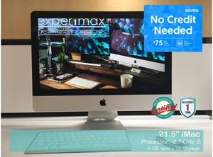 "21.5"" iMac for Sale in Orlando, FL"