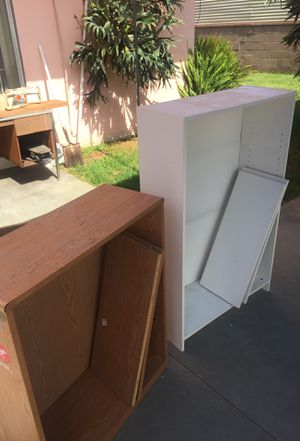 Book shelves two for Sale in Torrance, CA