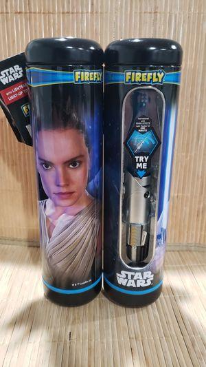 Star Wars Firefly Light Up Lightsaber Toothbrush for Sale in Norwalk, CA