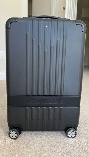 MontBlanc Carry-on Compact Luggage Suitcase for Sale in Frederick, MD