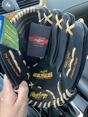 Rawling softball glove 13 inch brand new for Sale in Chicago, IL