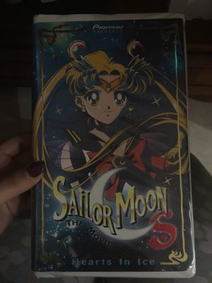 Sailor Moon The Movie Hearts In Ice for Sale in Miami, FL