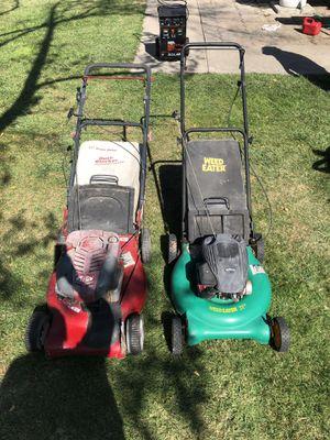Lawn mowers for Sale in Modesto, CA