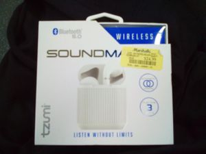 SoundMates 5.0 Earbuds (Brand New) for Sale in Las Vegas, NV