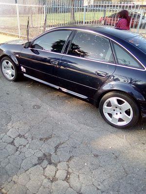 Audi A6 4.2quattro V8. $800 RUNS. needs a fuel pump for Sale in North Highlands, CA