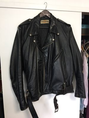 Harley Davidson leather jacket from the sixties for Sale in Waipahu, HI