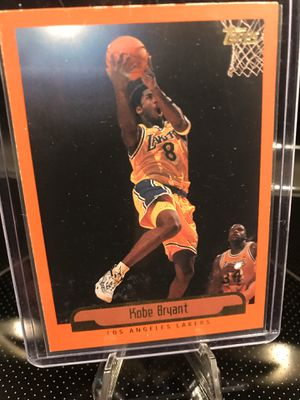 Topps Kobe Bryant NBA Basketball Card - Lakers Jersey 8 Black Mamba Collectibles - PSA Beckett 9 or 10 GEM MINT?- $18 OBO for Sale in Carlsbad, CA