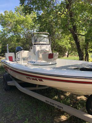 2012 Skeeter Bay boat for Sale in FAIR OAKS, TX