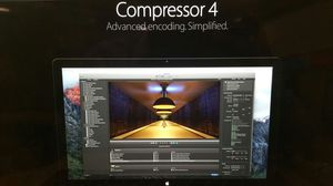 Apple Compressor 4 (For use with Final Cut Pro) for Sale in Chevy Chase, MD