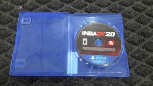 Nba2k20 for Sale in Humble, TX