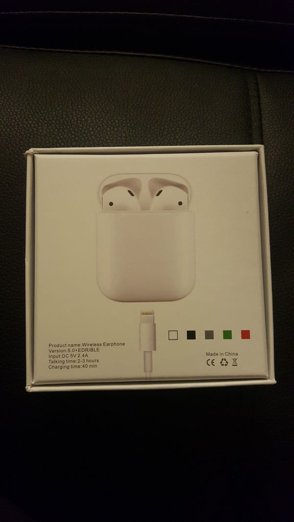 new i12 tws touch earbuds