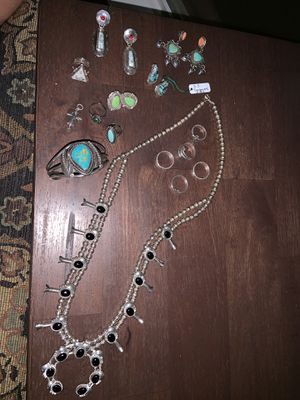 Lots of sterling silver jewelry! for Sale in Mansfield, TX