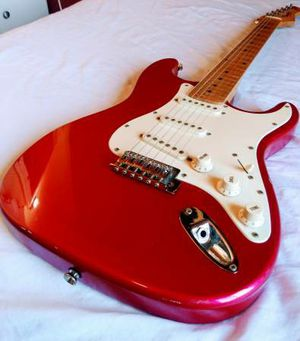 Electric Guitar Fender Strat ( Stratocaster ) Copy by Hohner in Excellent Condition for Sale in Los Angeles, CA