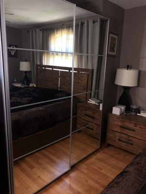 Sliding Mirror Closet for Sale in Methuen, MA