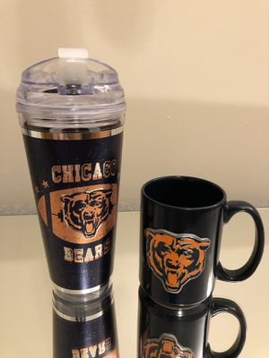 Chicago Bears mugs for Sale in Chicago, IL