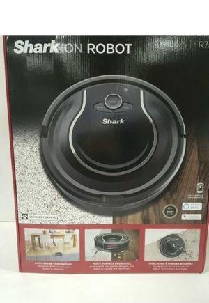 Shark IQ Robot App-Controlled Robot Vacuum, RV1001 - Black for Sale in Virginia Beach, VA