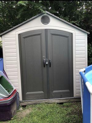 Lifetime shed for Sale in North Bergen, NJ