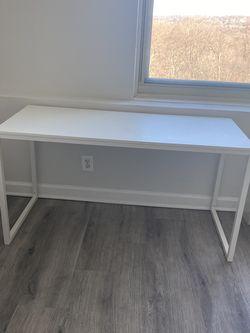 White Desk/Table for Sale in Arlington,  VA