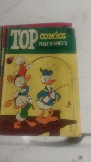 Top comics. DISNEYS COMICS AND STORIES 5.00 for Sale in Bakersfield, CA