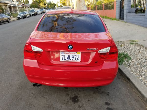 2006 BMW 325i / Tags Current thru June 2020