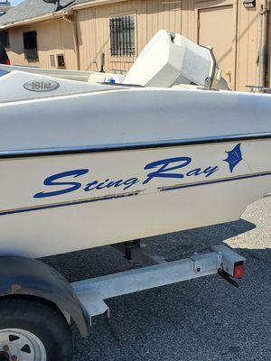 1996 sting ray boat for Sale in Hemet, CA