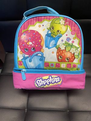 Shopkins lunchbox for Sale in North Las Vegas, NV