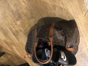 Real Louie Duffle Bag for Sale in Columbus, OH