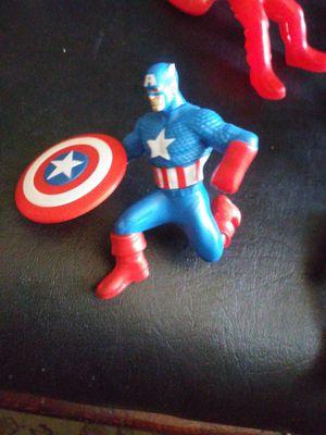 2010 Captain America figure for Sale in Pawtucket, RI
