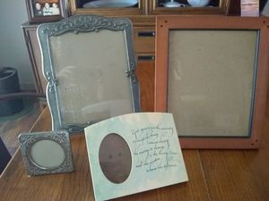 Misc picture frames for Sale in Concho, AZ