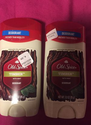 Old spice deodorant 2 for Sale in Elmont, NY
