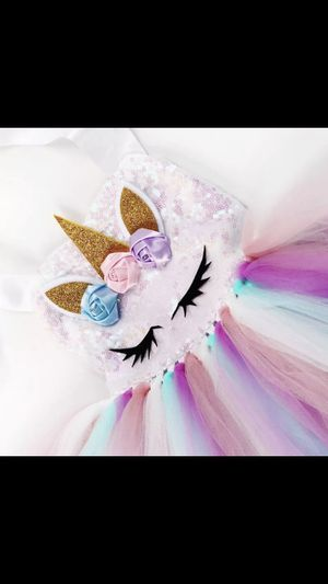 Unicorn dress for Sale in Philadelphia, PA