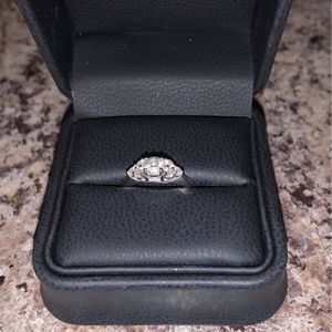 14K White Gold Engagement Ring for Sale in Tracy, CA