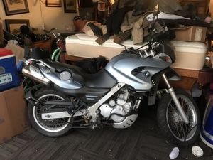 02 bmw 650 daker Motorcycle 🏍 for Sale in Riverside, CA
