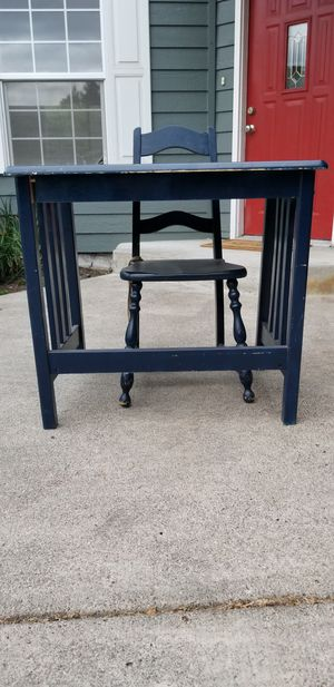 Kids desk & chair for Sale in Vancouver, WA