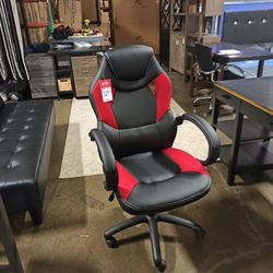 NEW, Office Chair/Black and Red. SKU#TCF1689. for Sale in Westminster,  CA