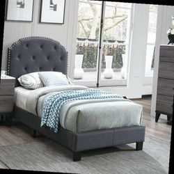 Queen Full Or Twin Size Bed Frame Only Mattress No Included for Sale in Pomona,  CA