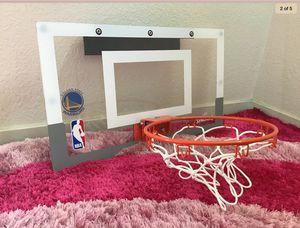 Mini basketball hoop for Sale in Lathrop, CA