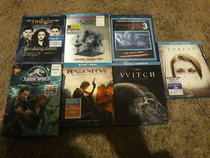 Blu-Ray Collection for Sale in Baton Rouge, LA