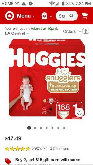 Huggies 1 for Sale in Los Angeles, CA