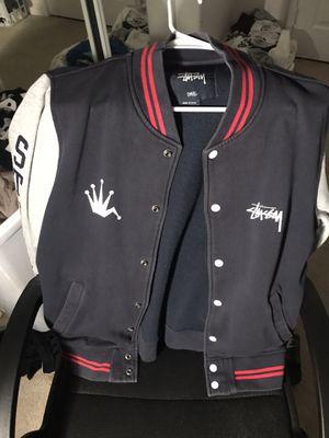 Stussy varsity jacket for Sale in Fontana, CA