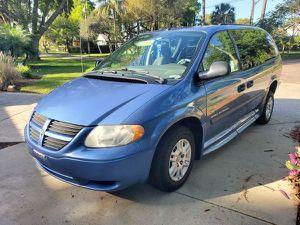 2007 Dodge Grand Caravan handicap accessible for Sale in Tampa, FL