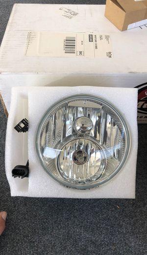 Harley Davidson headlight 7inch for Sale in Ontario, CA