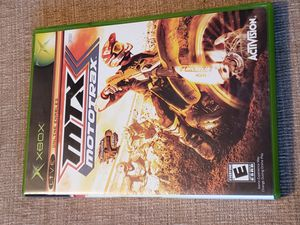 MTX: Mototrax (Microsoft Xbox, 2004) Game includes the instruction manual for Sale in Chambersburg, PA
